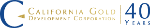California Gold Development Corporation | Celebrating 40 Years